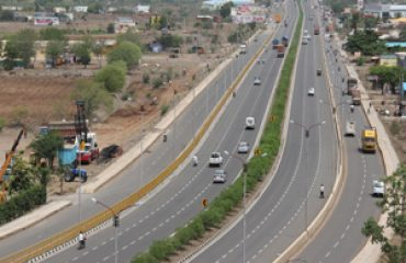 Solapur City Connecting Roads Highways