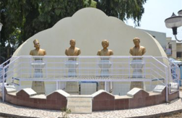 Hutatmas of Solapur