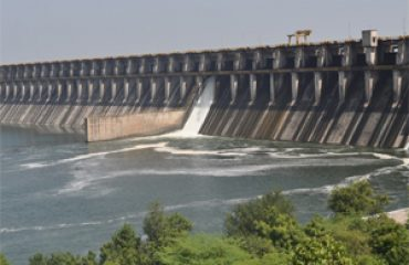 Ujani Dam Water Discharge