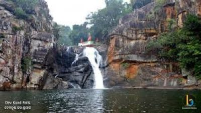 Ashokjhar water fall at Sukinda