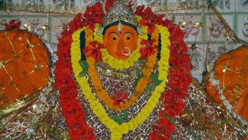 Maa Chandi of Chandikhol