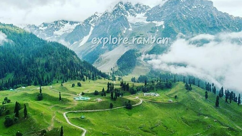 Places of Tourist Interest in Ramban, Jammu and Kashmir