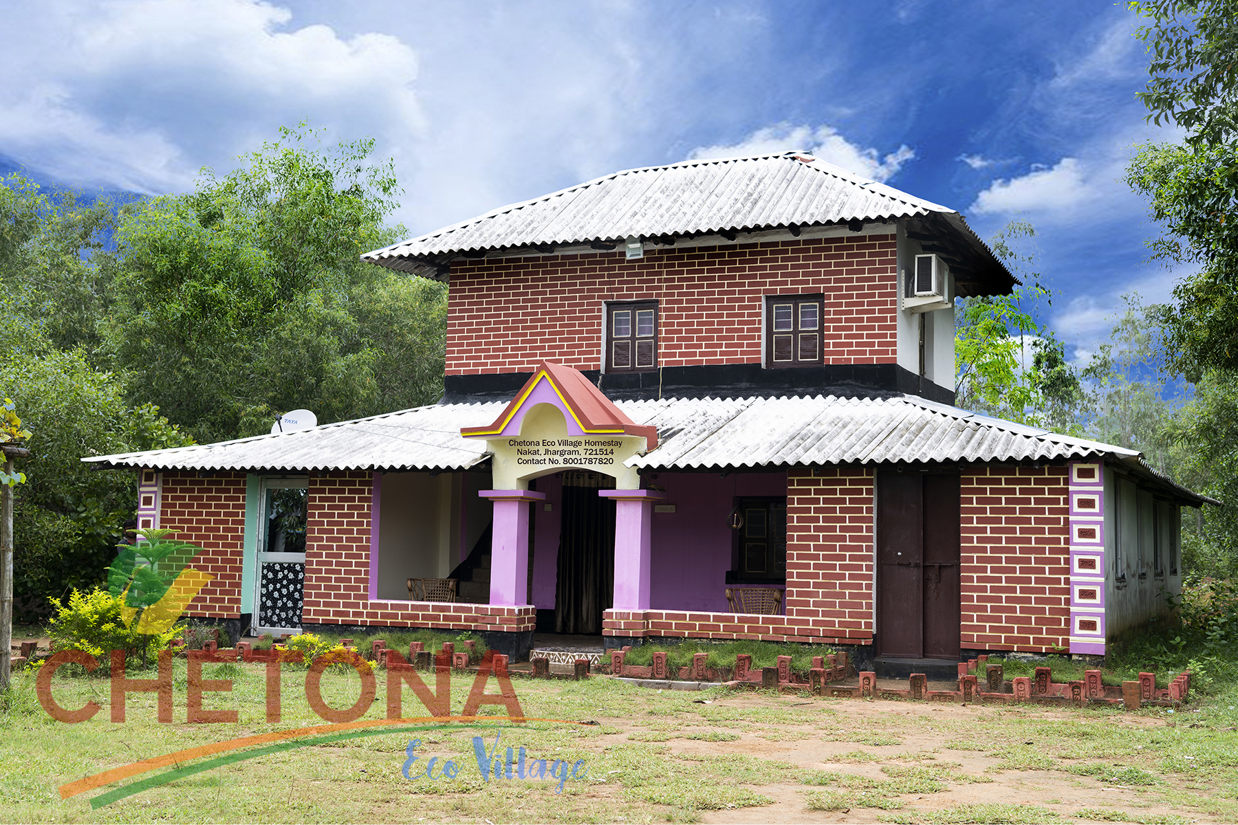 Chetona Eco Village Homestay