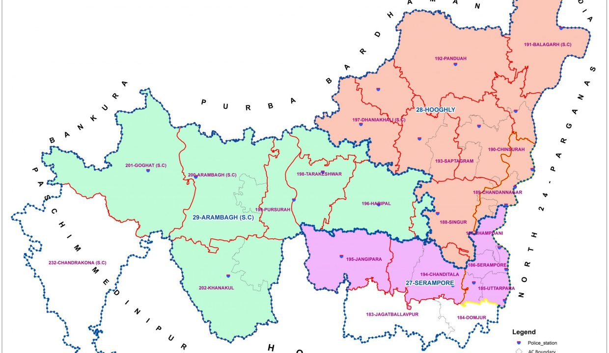 Assembly & Parliamentary Constituencies