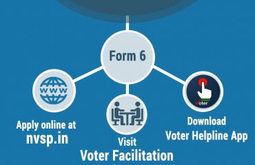 Register new voter