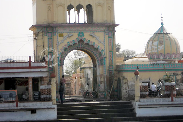 Dev-Kaali-Mandir-Complex-Near-View