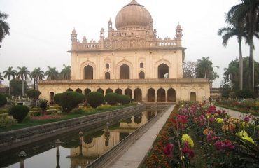 Gulab-Bari-Pathways-and-Flower-beds