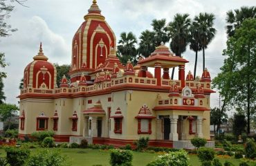 Lord-Ram-Sita-Birla-Temple-in-Morning