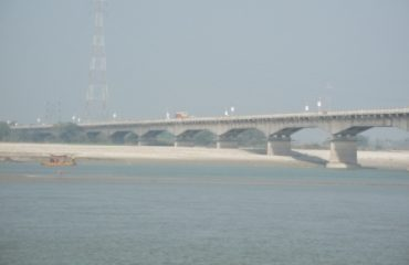 Bridge-on-Saryu-River