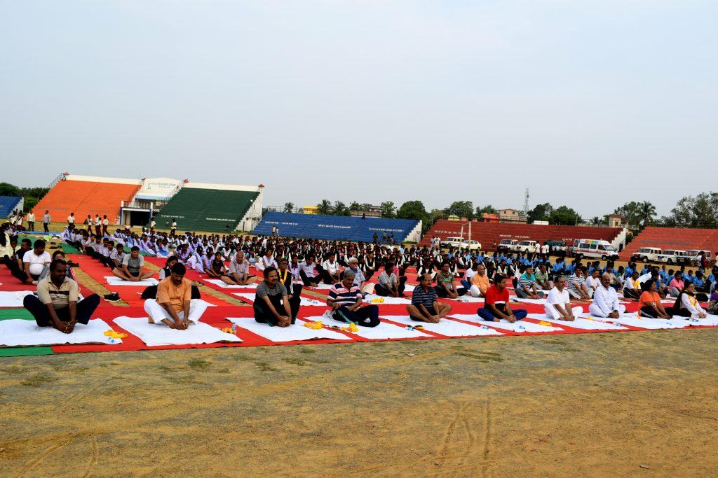yoga baddha konasana