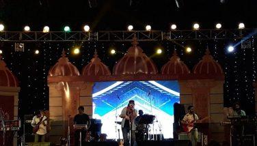 chhau mahotsav 18 singer
