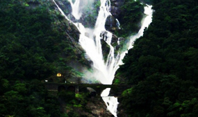 Dudhsagar Fall