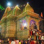 Kalaram Temple Night
