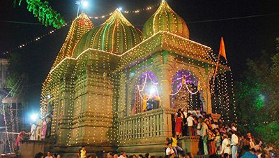 Kalaram Temple Night