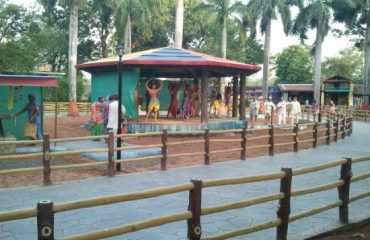 Someshwar Temple Premises