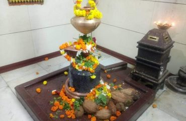 Someshwar Temple Inside