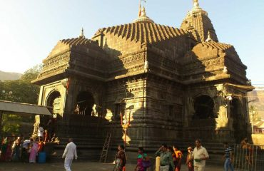 Trimbakeshwar Temple Side