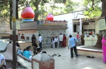 Someshwar Temple Side