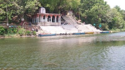 Someshwar Temple Riverside