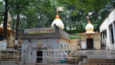 Someshwar Temple Front