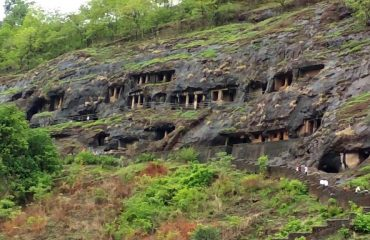 Pandav Caves Full
