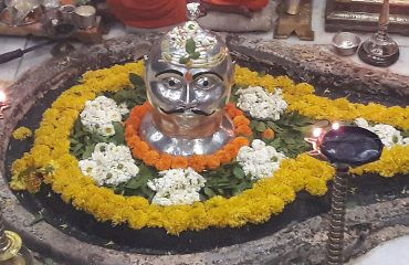 Trimbakeshwar Temple Inside