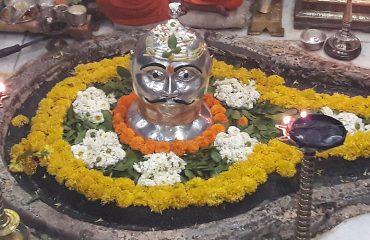 Trimbakeshwar Temple Inside