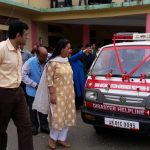 Quick Response Vehicle was flagged off