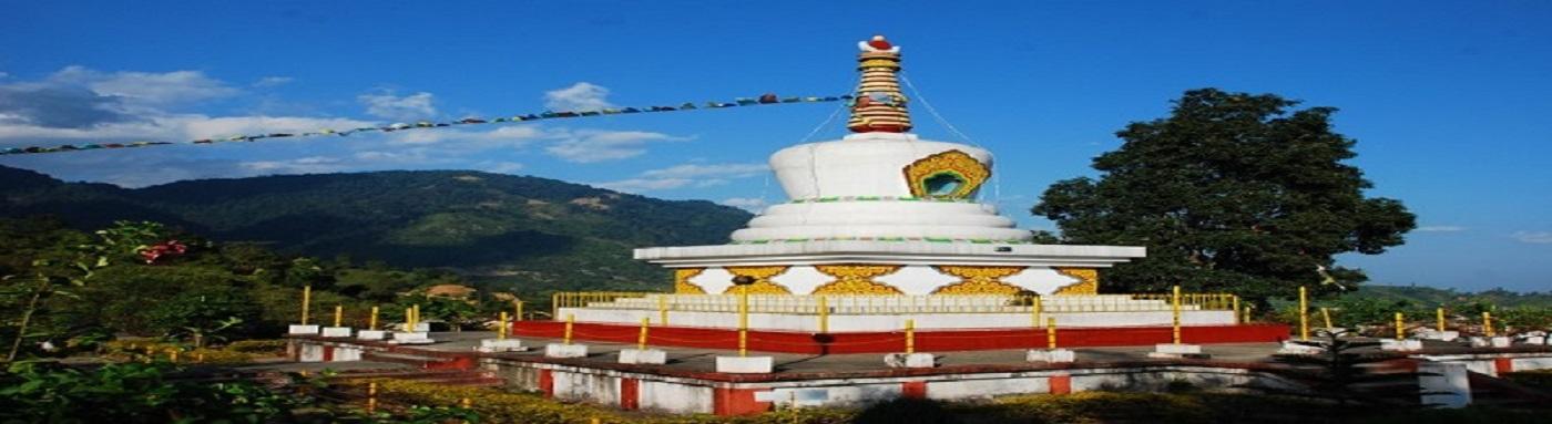Gompa temple Itanagar