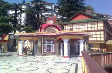 Kalibari Temple, Shimla