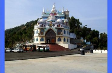 Sai Mandir at Pujarli on Junga Road