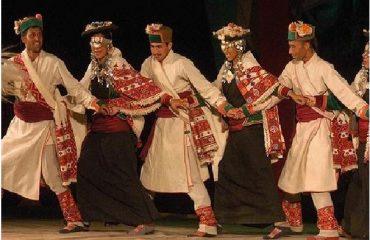 स्थानीय नृत्य