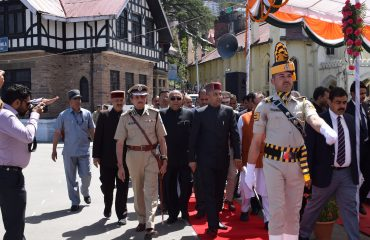 State Level Himachal Day-2018