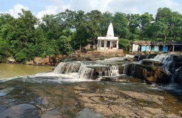 inage2 Narhara waterfall