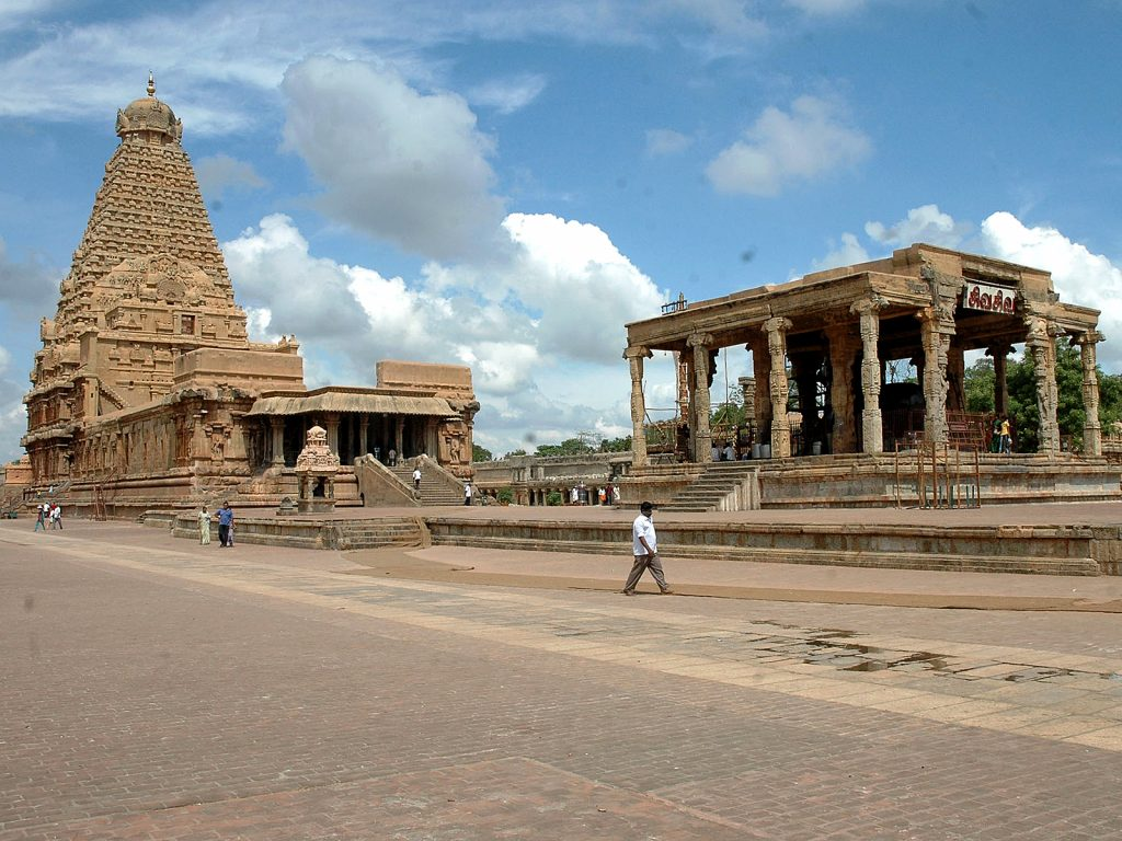 Image of Big Temple Inside.