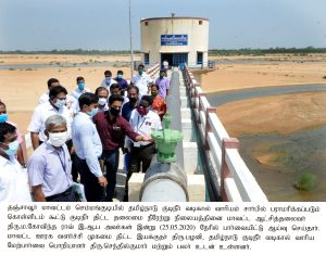 KOLLIDAM DRINKING WATER