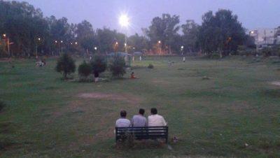 Geeta Bhawan Garden