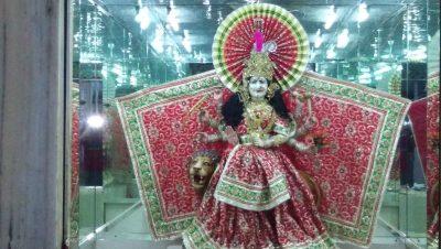 Idol of Durga Mata.