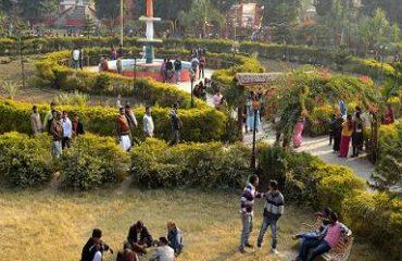 Kateshwar park