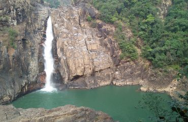 An image of Rynji Falls