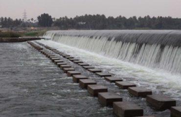 Jedarpalayam Dam .