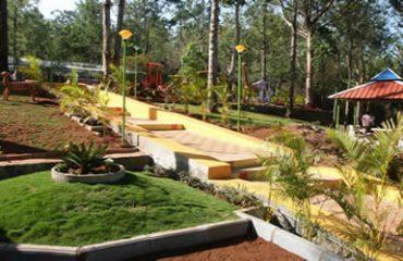 Botanical Garden Kolli Hills Image