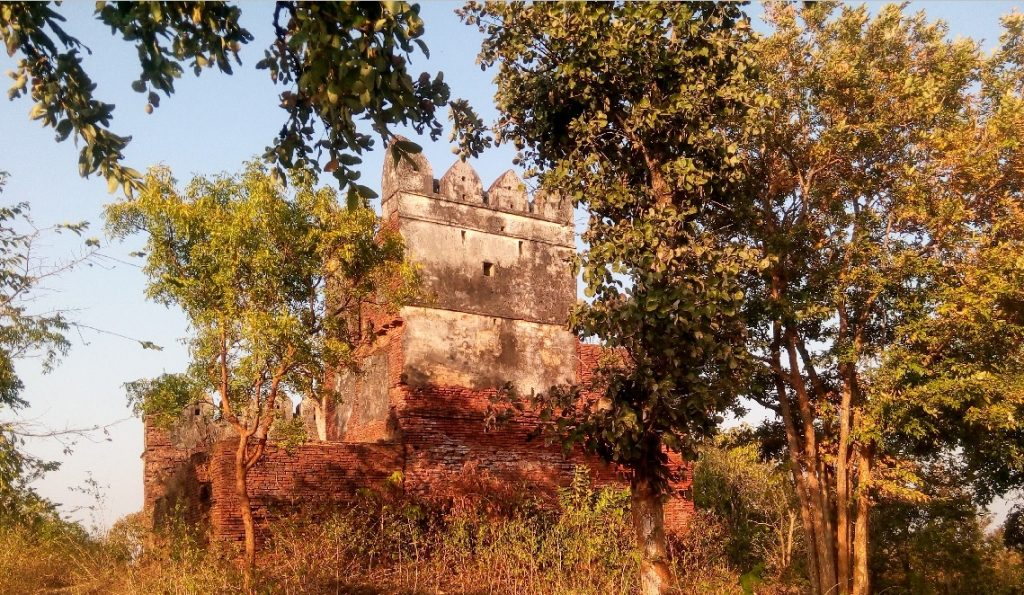 Narayanpur Fort
