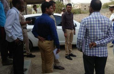 Inspection of Critical Polling Booths1
