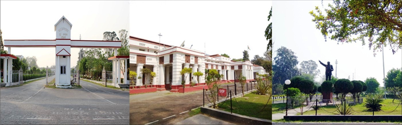 COLLECTORATE- MOTIHARI