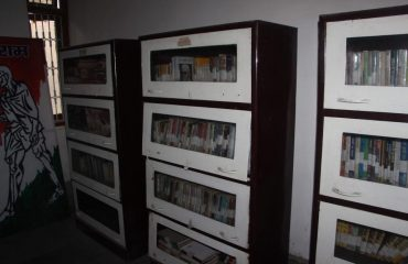 Inside View of Gandhi Sangrahlaya Library1