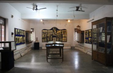 Inside View of Gandhi Sangrahlaya1