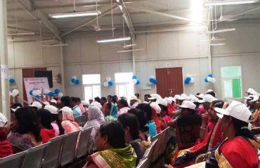 डीआरसीसी, मोतिहारी में अंतर्राष्ट्रीय महिला-दिवस समारोह