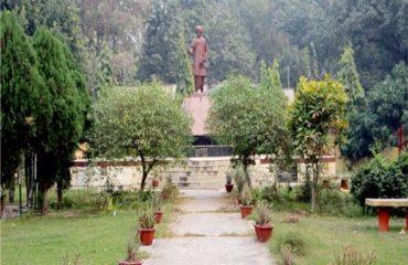 गांधी मेमोरियल लॉन, गांधी संग्रालय-सह-वाचनालय, मोतिहारी