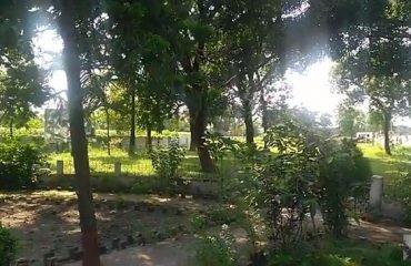 Park in Gandhi Memorial-Chandrahiah
